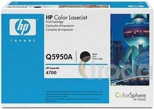 HP toner Q5950 FEKETE