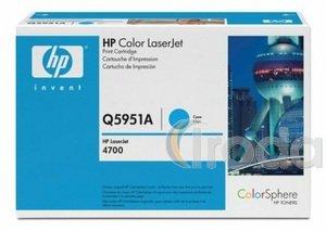 HP toner Q5951 KÉK