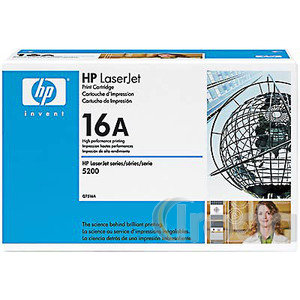 HP toner Q7516A FEKETE 1,2k