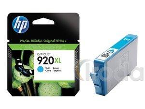 Tintapatron HP CD972A No.920XL kék 700 oldal
