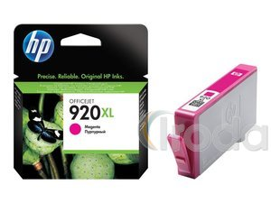 Tintapatron HP CD973A No.920XL magenta 700 oldal