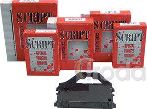Festékszalag Star SP300, Samsung ER350 pénztárgéphez LILA SCRIPT