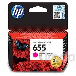 Tintapatron HP CZ111AE piros No.655 piros
