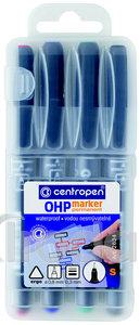 Alk.filc Centropen OHP S 4db 0,3mm