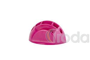 Írószertartó ICO SMART pink