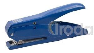 Tűzőgép SAX 620 kék max.25laphoz, kapocs:24/6,26/6