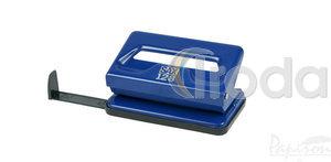 Lyukasztó SAX 128 kék max: 12 lapig