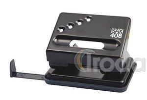 Lyukasztó SAX 408 fekete max.30laphoz