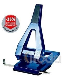 Lyukasztó SAX 608 kék max.65laphoz