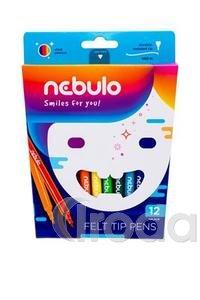 Filctoll készlet Nebulo Jumbo 12db-os