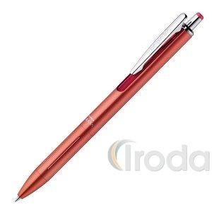 Zselés toll Zebra Sarasa Grand, lazac színű test, kék írás, 0,33mm írásvastagság