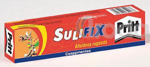 Ragasztó általános Pritt Sulifix 35gr. cseppmentes