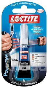 Pillanatragasztó Loctite Super Bond Gel 2g