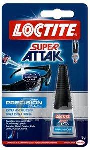 Pillanatragasztó Loctite Super Attak Precision 5g