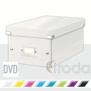Leitz Click&Store DVD-doboz fehér 60420001
