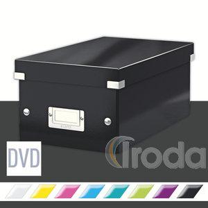 Leitz Click&Store DVD-doboz fekete 60420095