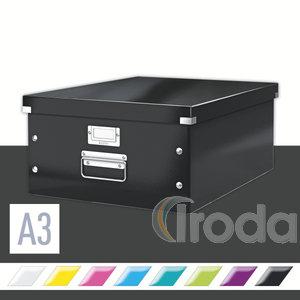 Leitz Click&Store A3 doboz fekete 60450095