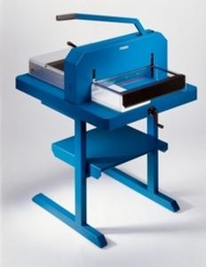 Vágógép Dahle 846 karos asztalméret: 760x650mm