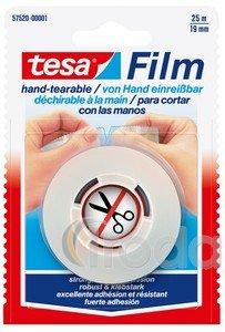 Ragasztószalag cellux TESA kézzel téphető 19mmx25m 57520