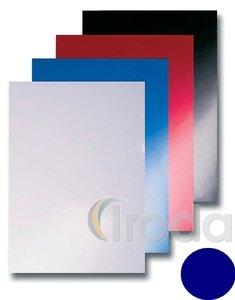 Spirálborító Reco kék A4/200mic 100db/csom