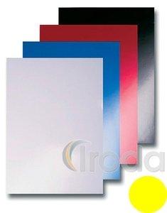 Spirálborító Reco sárga A4/200mic 100db/csom