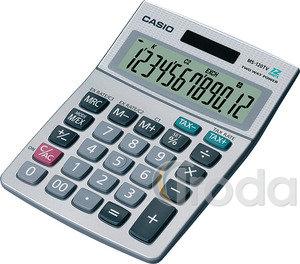 Asztali számológép Casio MS-120 12 számjegyes