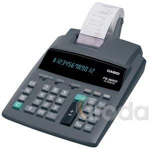 Számológép asztali szalagos Casio FR-2650T