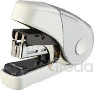 Tűzőgép MAX HD-10FL3, flat-clinch/lapostűzés, 20 lapig, fehér
