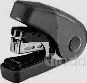 Tűzőgép MAX HD-10FL3, flat-clinch/lapostűzés, 20 lapig, fekete