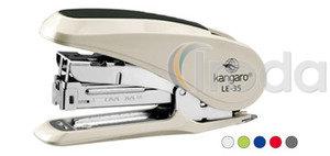Tűzőgép Kangaro LE-35 Lesseffort, 24/6 kapocs, fekete