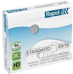 Rapid 23/12 tűzőkapocs 1000db/dob 24869400