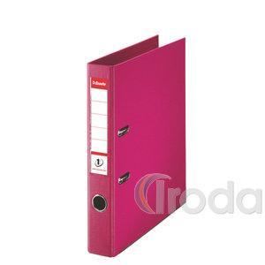 Iratrendező Esselte Standard 5cm Ciklámen 811413