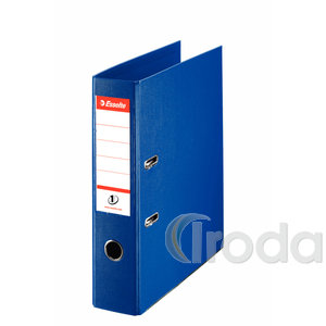 Iratrendező Esselte Standard 7,5cm Kék 811350