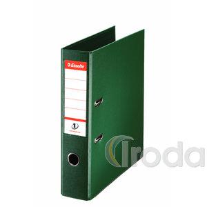 Iratrendező Esselte Standard 7,5cm Zöld 811360