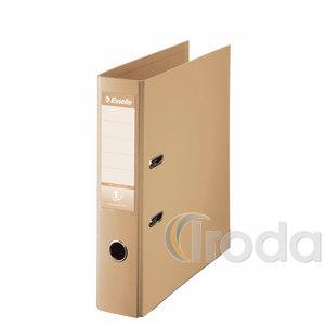 Iratrendező Esselte Standard 7,5cm Homok 218620