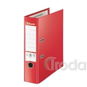 Iratrendező Esselte Jumbo Plus A4 8cm VIVIDA piros 81183