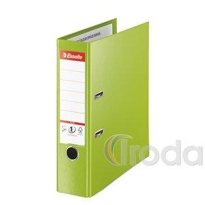 Iratrendező Esselte Jumbo Plus A4 8cm VIVIDA zöld 81186