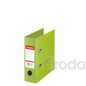 Iratrendező Esselte Standard A/5 7,5cm műanyag borítás, VIVIDA zöld 468660