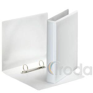 Panorámás gyűrűskönyv Esselte A5 46mm 2-gyűrűs fehér 46571