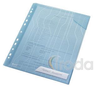 Lefűzhető genotherm Leitz CombiFile A4 kék 3db/csomag 47280035