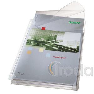Genotherm lefűzhető Leitz JUMBO A4 füllel 170mikr. 5db/csomag 47573003