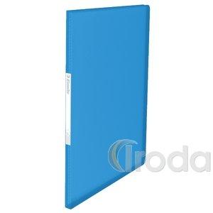 Iratvédő mappa Esselte 40 tasakos puha borító, VIVIDA kék 623997
