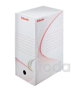 Archiváló doboz Esselte boxy 150 fehér 128602