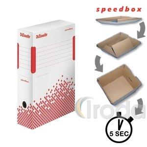 Esselte Speedbox archiváló doboz, 80 mm 623985