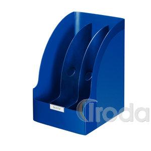 Iratpapucs Leitz PLUS JUMBO elválasztókka kék 52390035