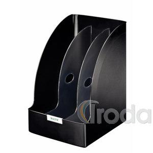 Iratpapucs Leitz PLUS JUMBO elválasztókka fekete 52390095