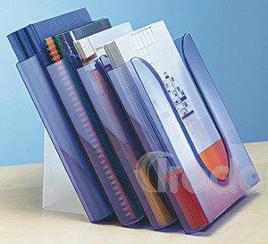 Katalógustartó+támasz kék Leitz Presenter 54000134