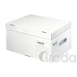 Infinity archiváló és szállítódoboz, A4 méret, savmentes, ISO 16245 61050000