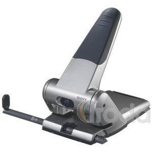 Lyukasztó Leitz 5180 ezüst fém test max.65laphoz 51800084