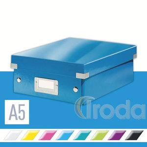 CLICK&STORE rendszerező doboz, S méret, kék 60570036